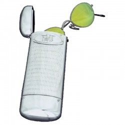 Davis brillenkoker alu flip...